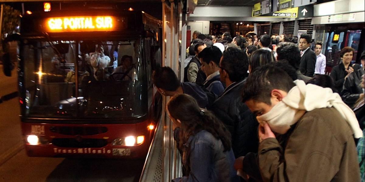 TransMileno culpa a los usuarios por las demoras de ayer en el sistema