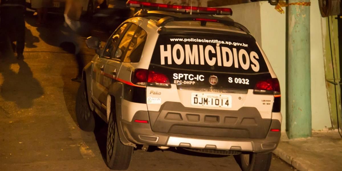 Três homens e uma mulher são mortos em chacina na zona norte de São Paulo