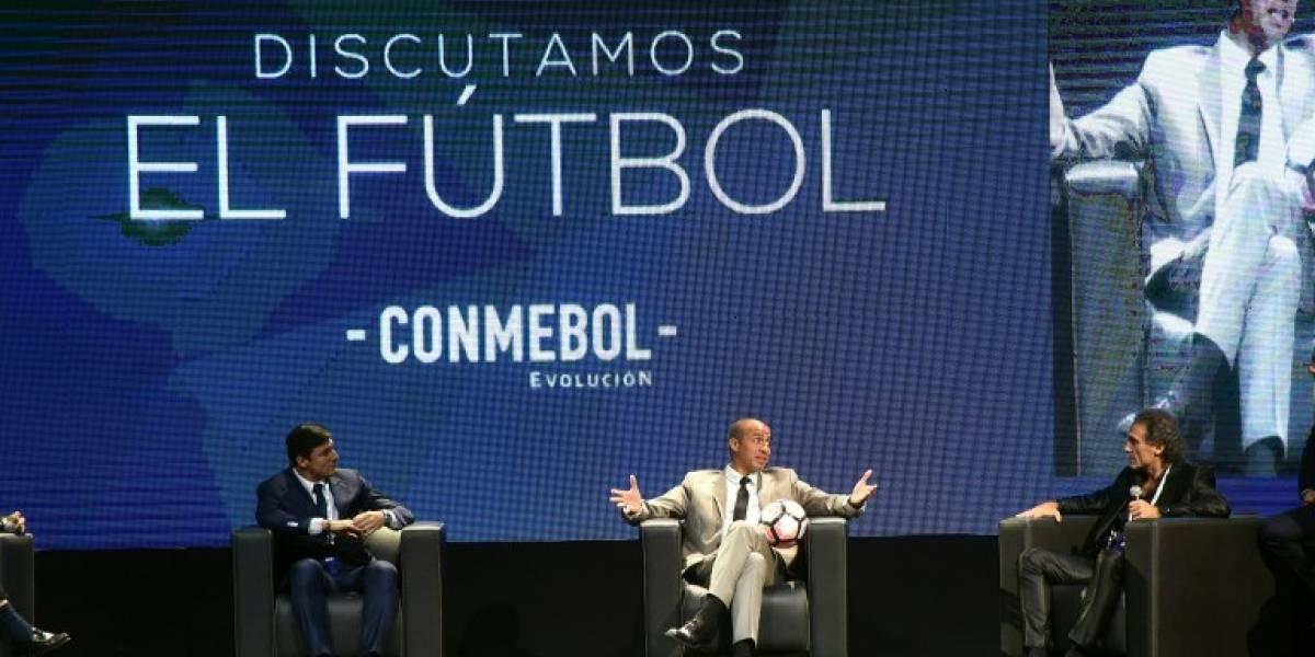 Conmebol rompe contrato de TV con empresa por actos de corrupción