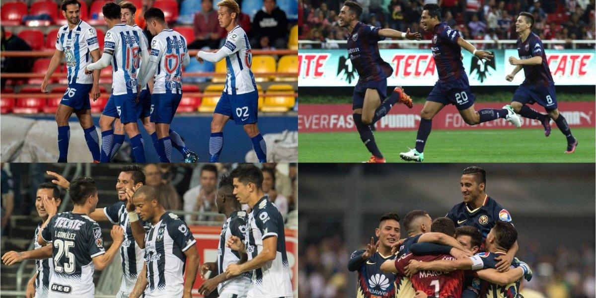 Pachuca elimina a Xolos y quedan definidas las semifinales de la Copa MX