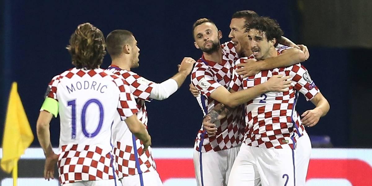 Croácia goleia a Grécia e encaminha vaga para a Copa; Suíça vence fora de casa