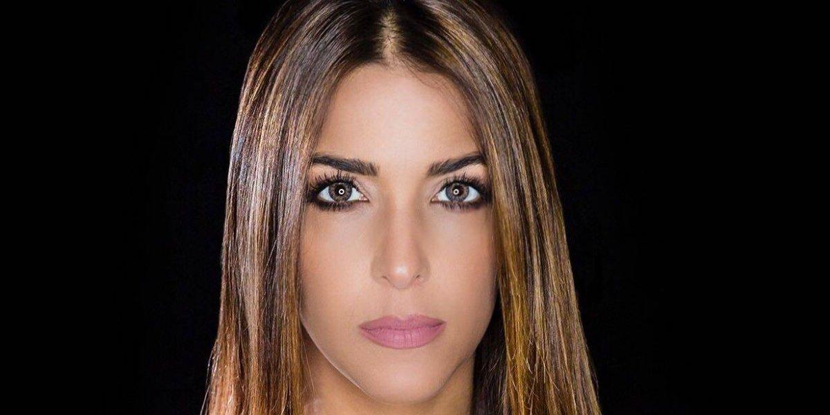 Dalisa Alegría, activa en el cine local