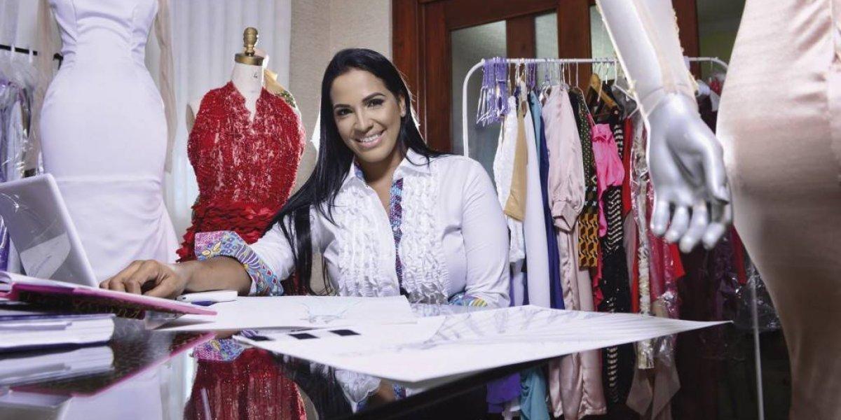 Michelle Reynoso: La diseñadora que vistió a los artistas y bailarines locales del Festival Presidente