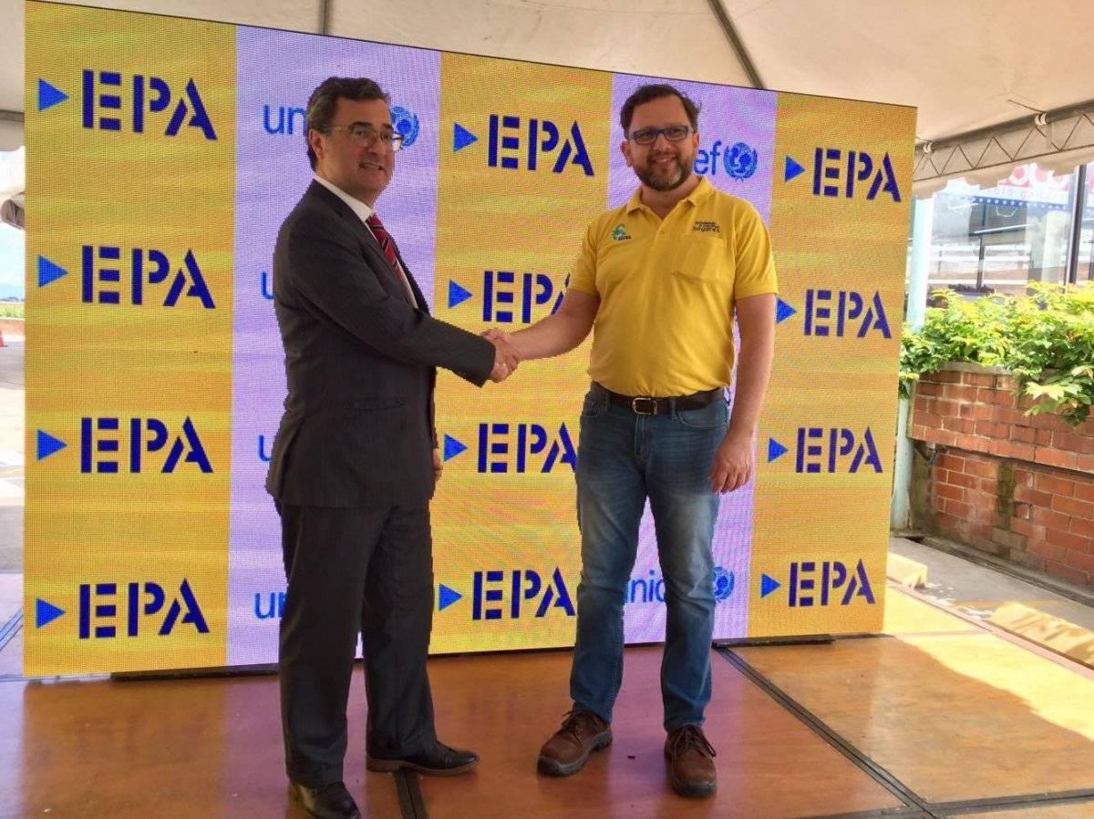 EPA y Unicef