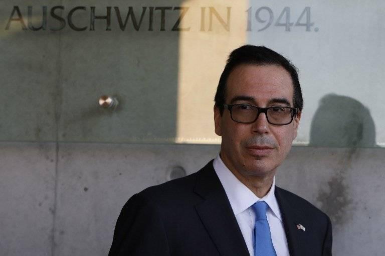 Steven Mnuchin, secretario del Tesoro