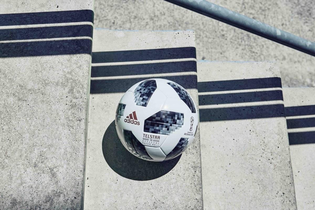 El balón tiene una nueva carcasa que retiene lo mejor de Brazuca, el Balón Oficial de la Copa Mundial de la FIFA 2014|ADIDAS