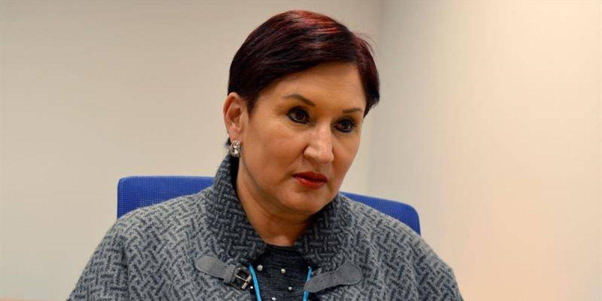 """Thelma Aldana: """"La vieja política de Guatemala debe desaparecer"""""""