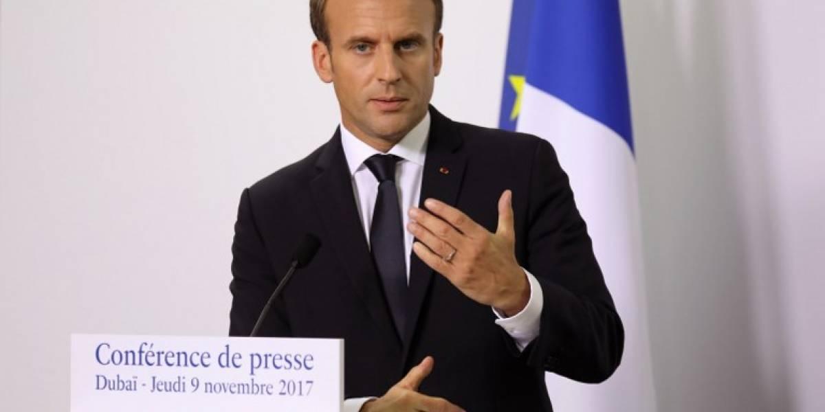"""Francia pide a Trump que no convierta a Irán en una """"nueva Corea del Norte"""""""