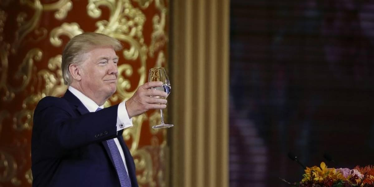 Twitter marca el primer año como presidente de Donald Trump