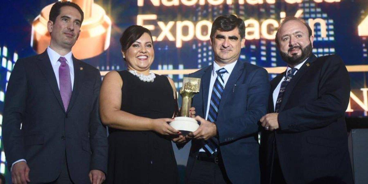 El Galardón Nacional a la Exportación 2017 premió a las mejores empresas