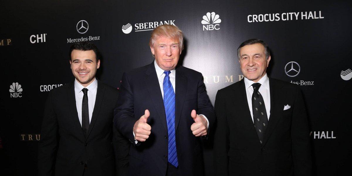 Trump rechazó a 5 prostitutas 'enviadas' a su hotel en Rusia