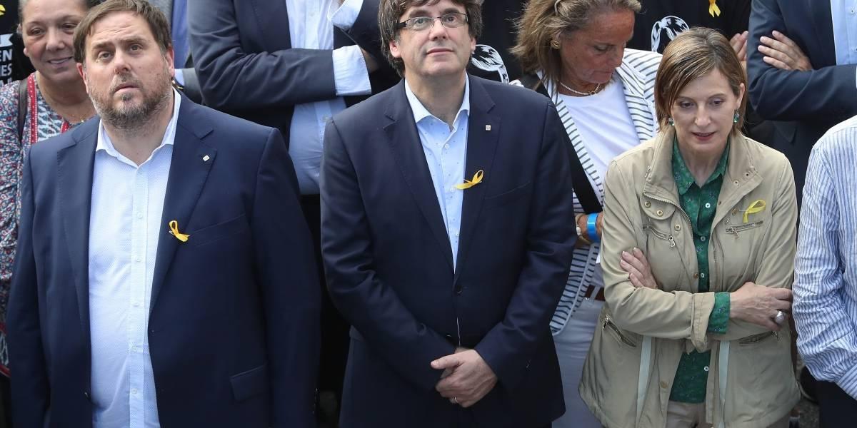 Tribunal Supremo de España fija fianza a presidenta del Parlamento catalán