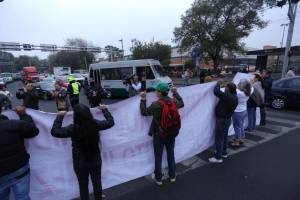 manifestanes