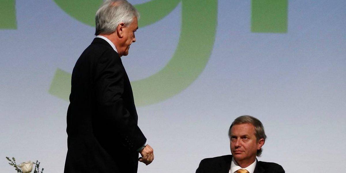 """La """"amenaza"""" de Kast a Piñera: """"Si sigue pegándome va a ser muy difícil que la gente que me apoya lo siga"""""""