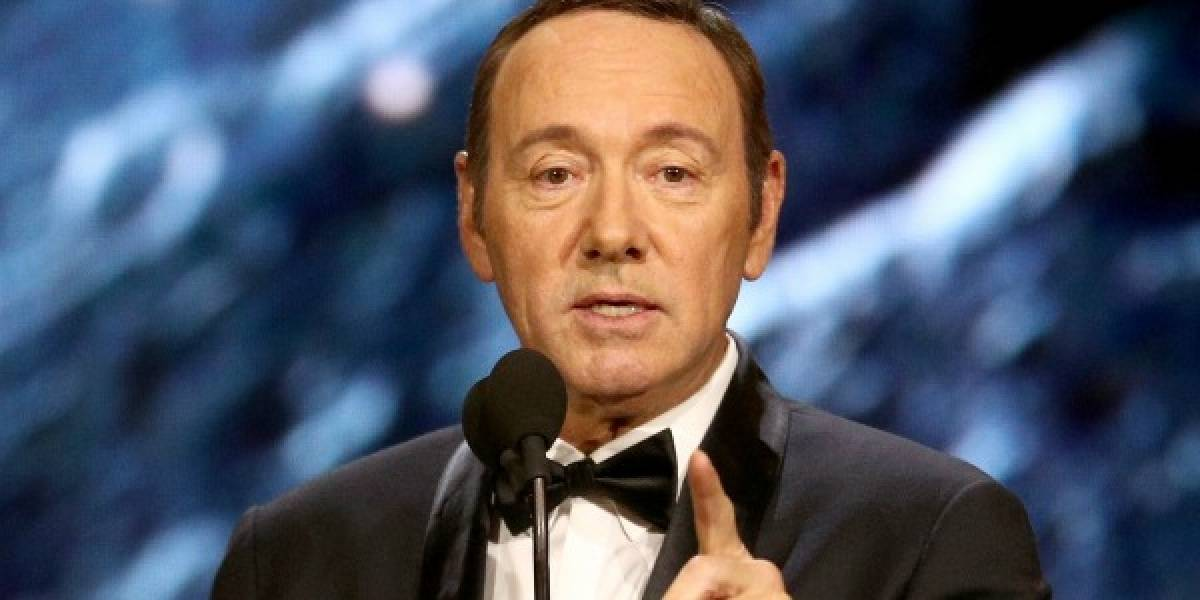 Kevin Spacey suma nueva denuncia de abuso sexual