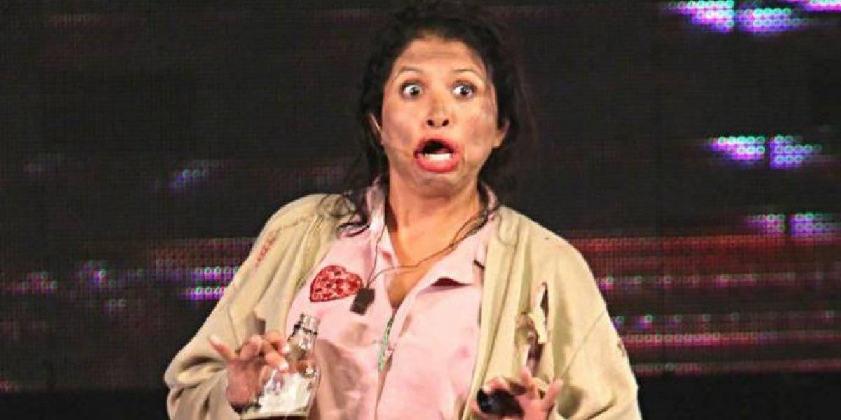 "¡Golpe bajo! Televisa veta a Liliana Arriaga, ""La Chupitos"""