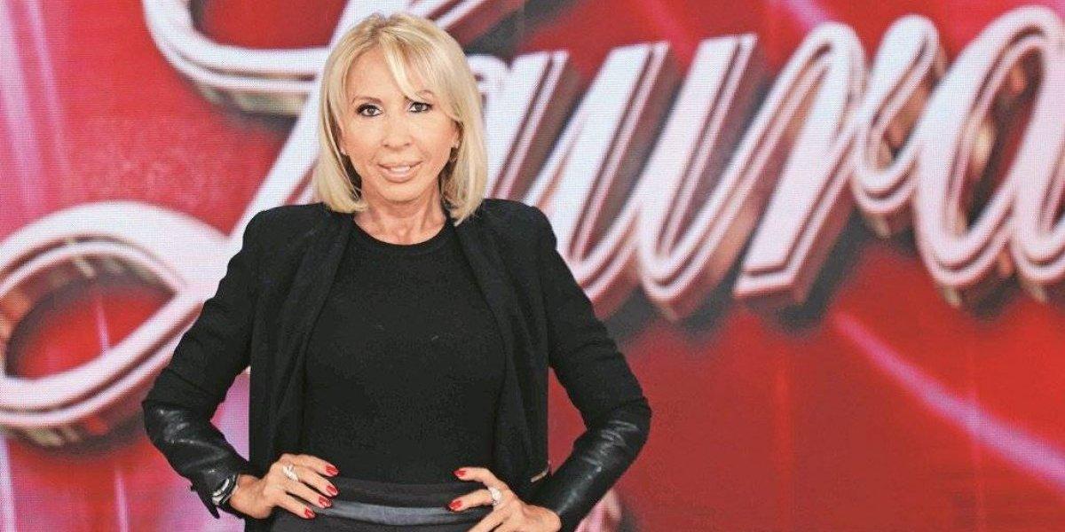 ¡Irreconocible! Laura Bozzo transforma por completo su rostro para seguir en televisión