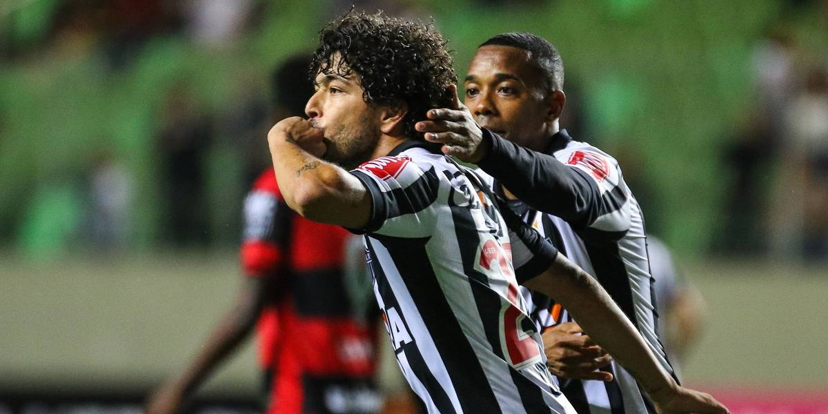 Atlético-MG ganha do Atlético-GO e se mantém na briga pelo G-7