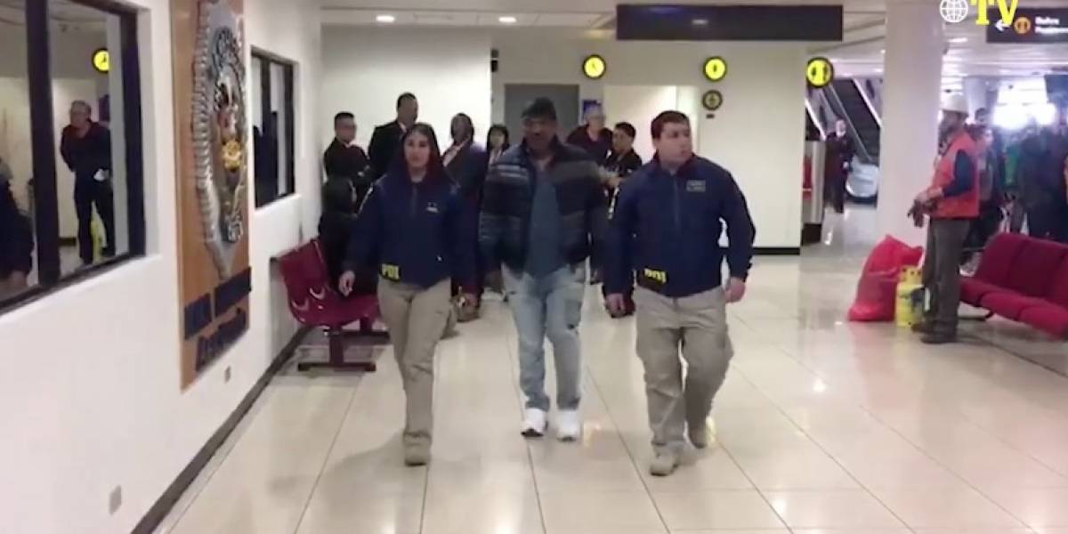 VIDEO: Impiden la entrada de Mike Tyson a Chile