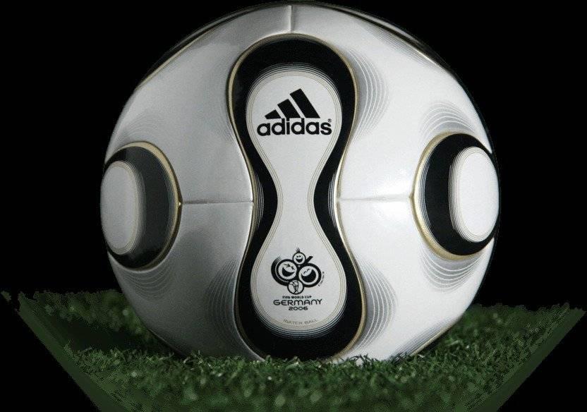 El balón +Teamgeist se ocupó durante el Mundial celebrado en Alemania del 2006/worldcupball.com