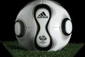 Balón +Teamgeist del Mundial del 2006