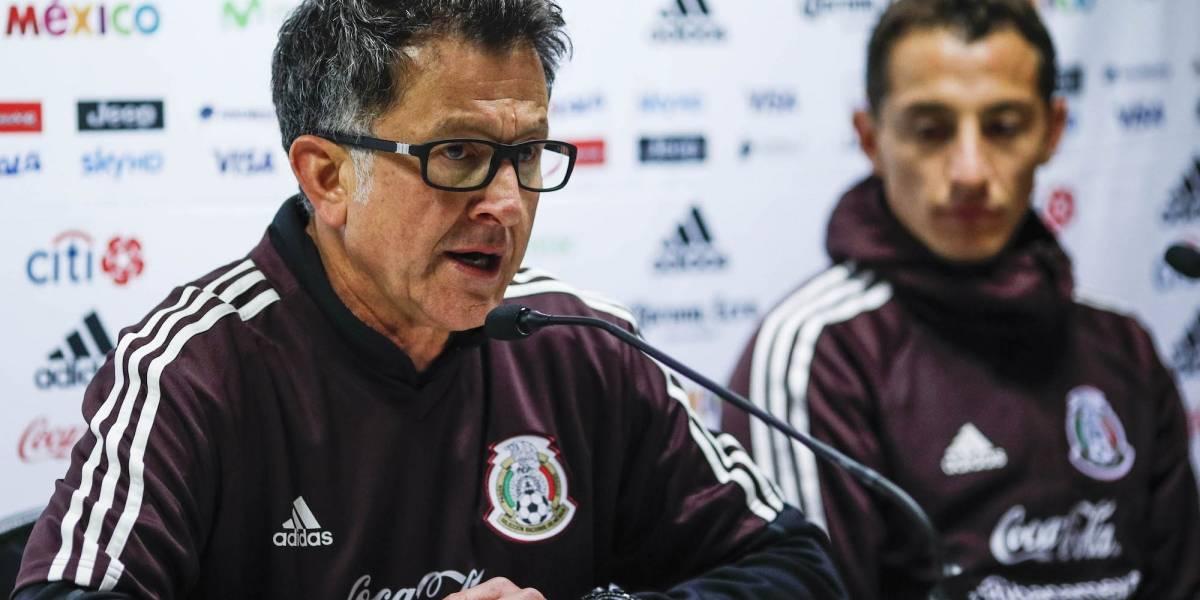 Osorio empezará a buscar el 11 ideal para el Mundial de Rusia