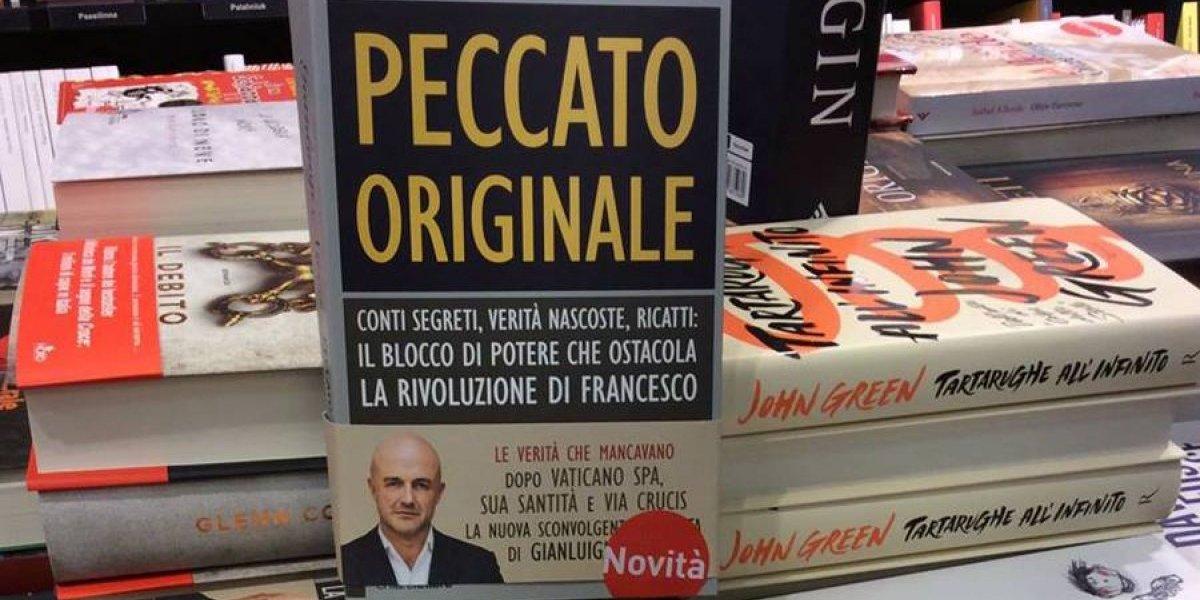 """""""Peccato originale"""", nuevo libro que habla de sexo gay en seminario juvenil del Vaticano"""