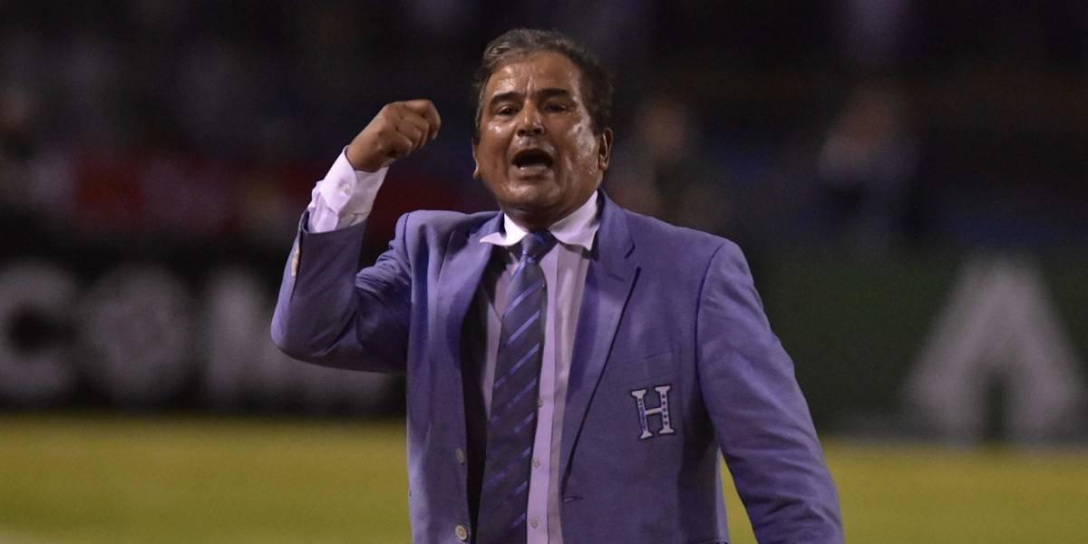 Jorge Luis Pinto lidera a Honduras, en repechaje vs. Australia