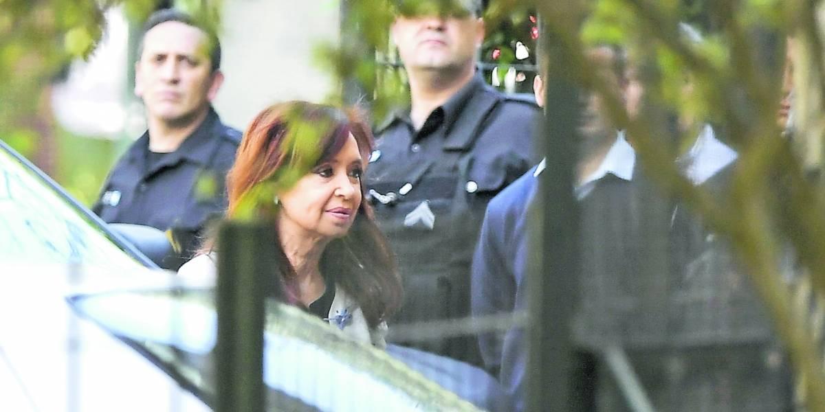Cristina Fernández rechaza acusación de lavado de dinero
