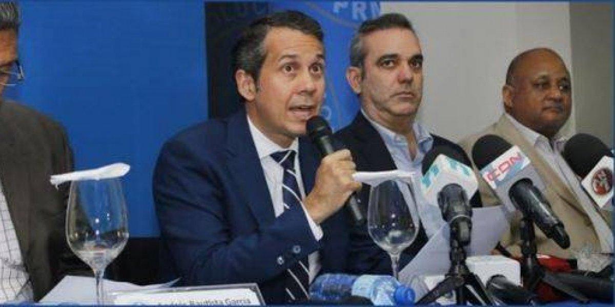 PRM pide apoyar proyecto para eliminar instituciones del Estado
