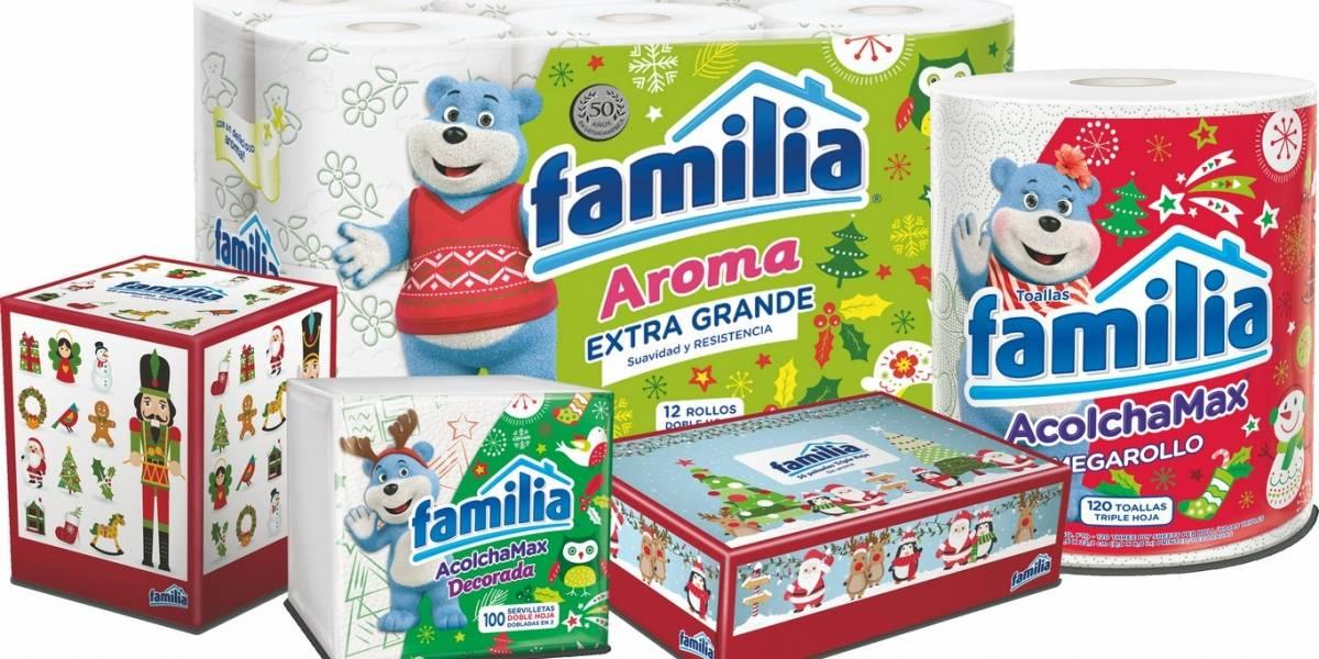 El Grupo Familia presentó portafolio de productos Navideños