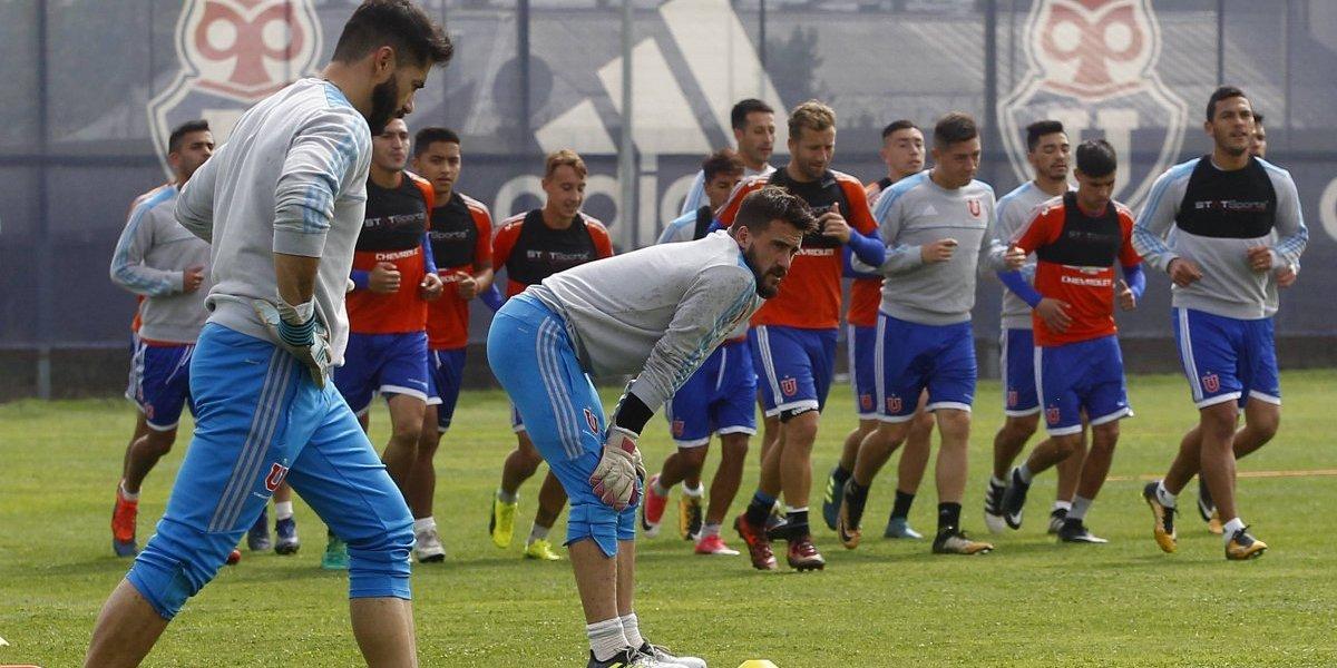 """Las """"otras"""" motivaciones de la U para ganar la Copa Chile"""