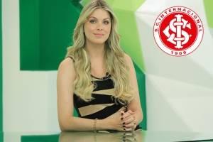 Renata Fan é fanática pelo Inter