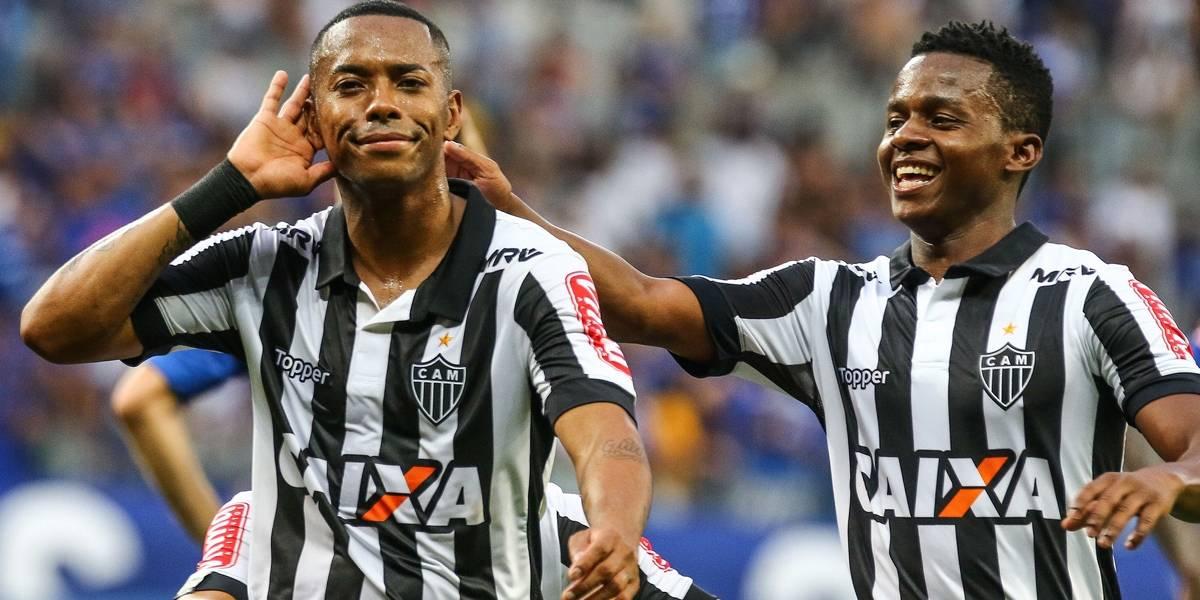 Corinthians quer trocar jogadores com Atlético-MG para 2018
