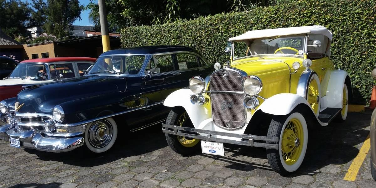 """Regresa el """"Rock de los carros"""", la gran exposición de automóviles clásicos"""