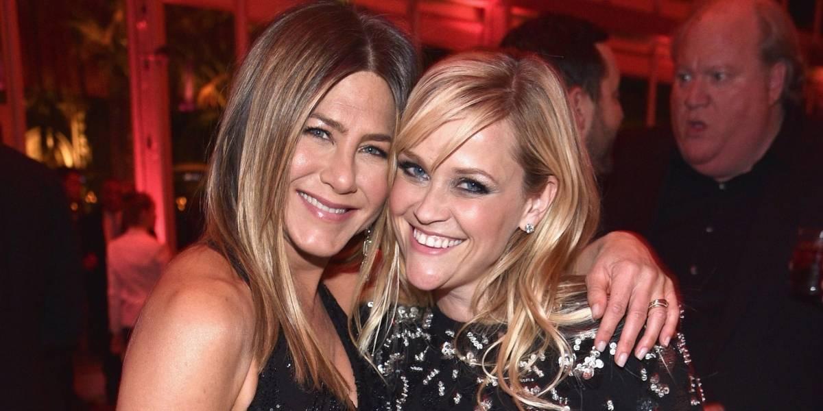Jennifer Aniston regresa a la TV con Reese Witherspoon
