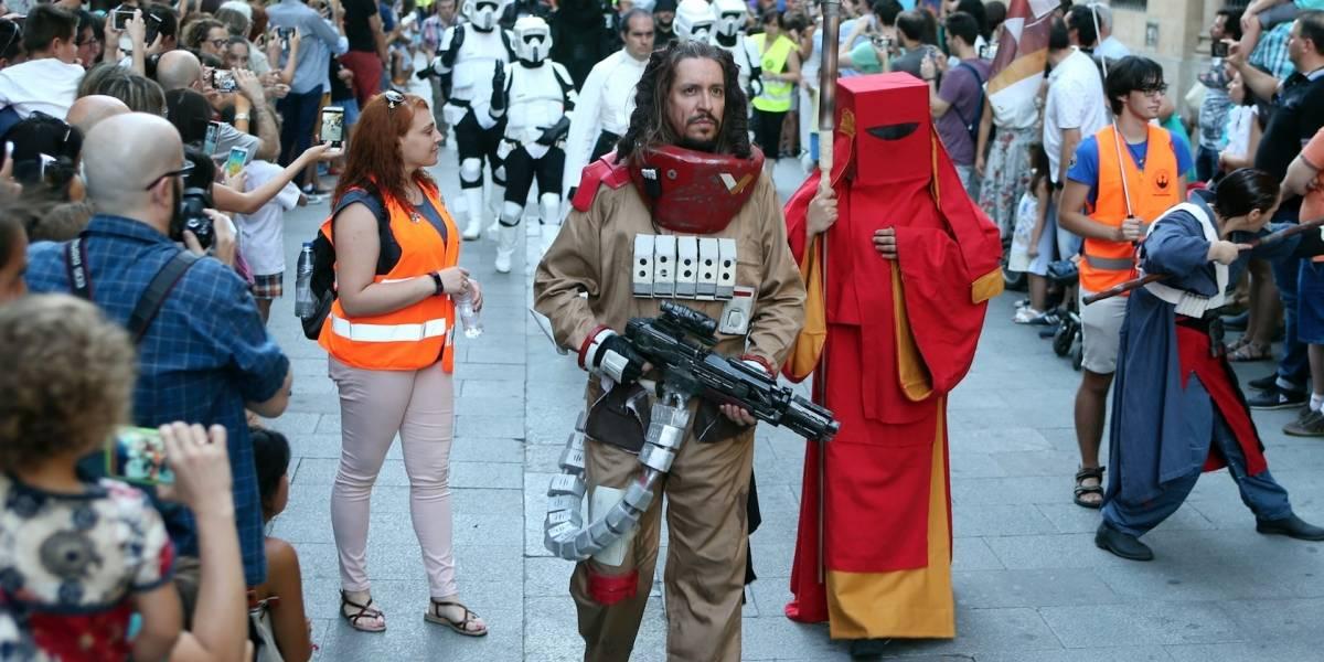 """Disney planifica una serie de televisión sobre """"Star Wars"""""""