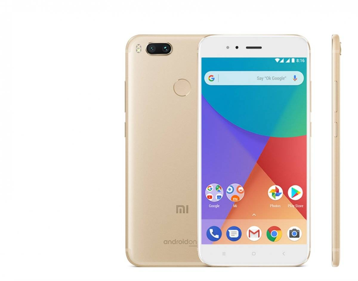 El Mi A1, el nuevo smartphone que compite con los mejores y a un súper precio