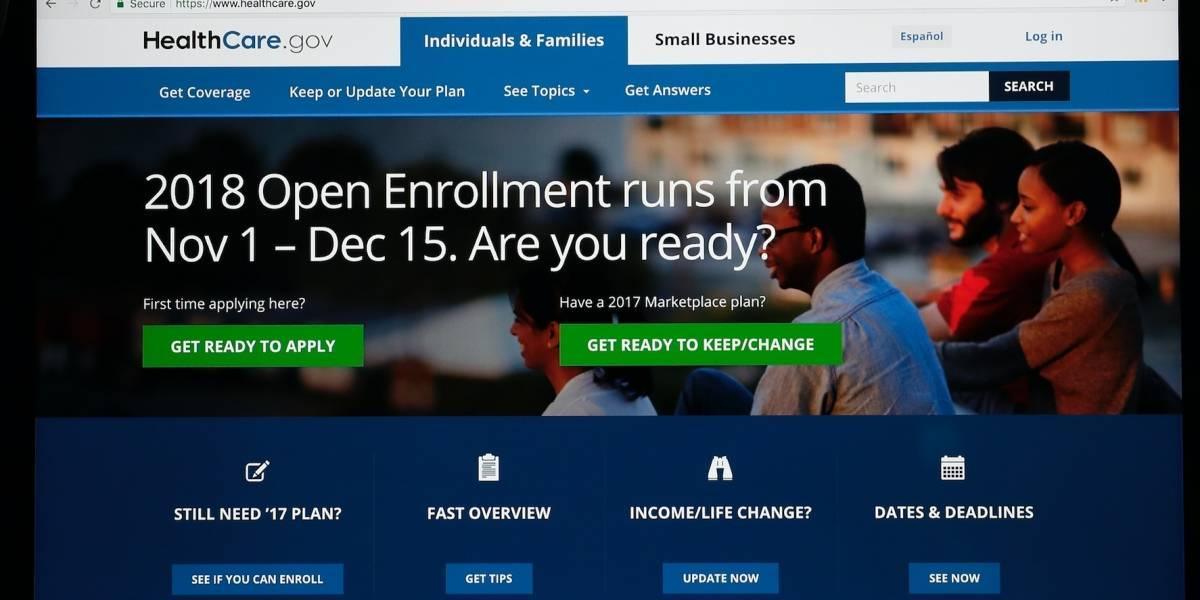 Más de 600 mil personas se inscriben en Obamacare en 4 días