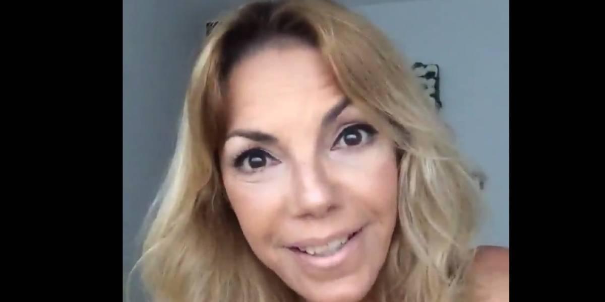 Dagmar Rivera habla sobre su regreso a Día a Día