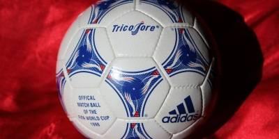 Balón Tricolore del Mundial de 1998