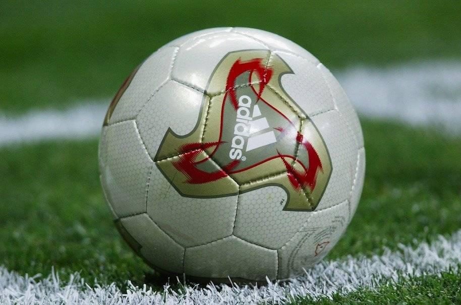El balón Fevernova se ocupó durante la Copa del Mundo del 2002 celebrada en Corea y Japón/Getty Images