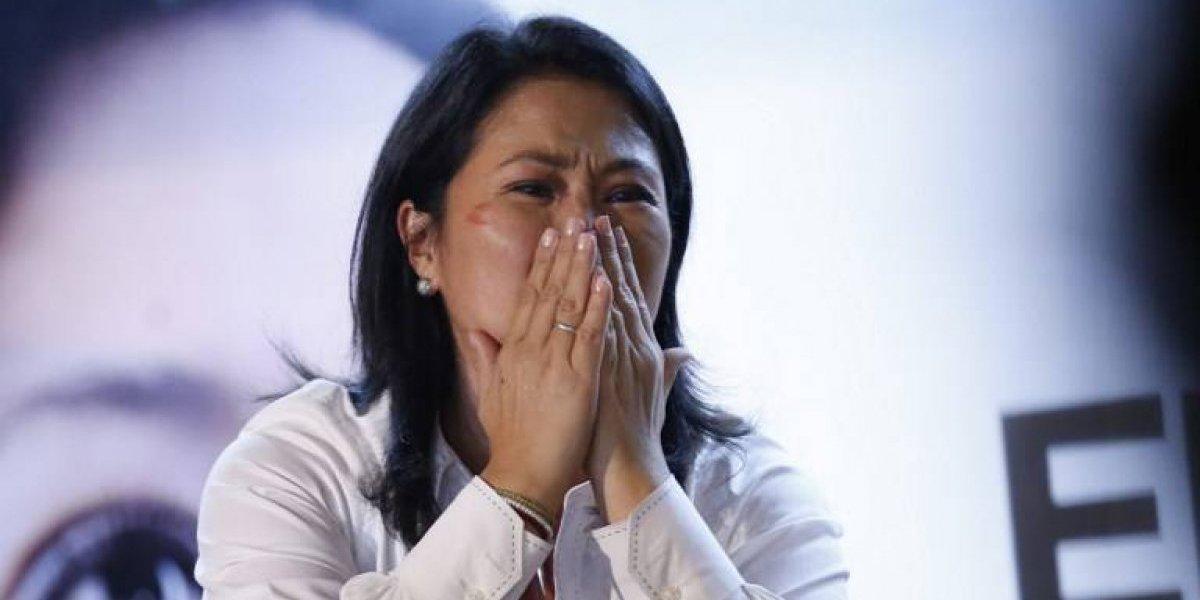"""Odebrecht confirma que """"tiene la certeza"""" que la constructora financió la campaña de Keiko Fujimori"""