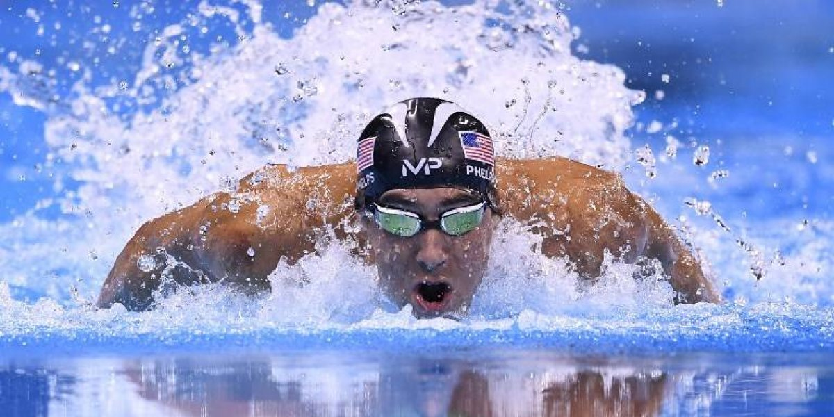 El tiburón olímpico nos llena de gala: Michael Phelps confirma visita a Chile