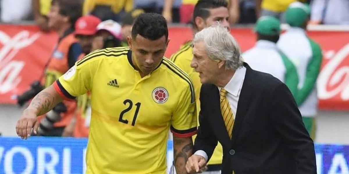 El gesto racista del colombiano Cardona por el que podría perderse la fase de grupos de Rusia 2018