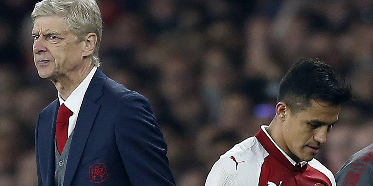 ¿Wenger ya no confía en Alexis? la extensa columna que explica el quiebre en Arsenal