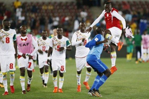 Los senegaleses irán por segunda vez a un Mundial / imagen: AFP