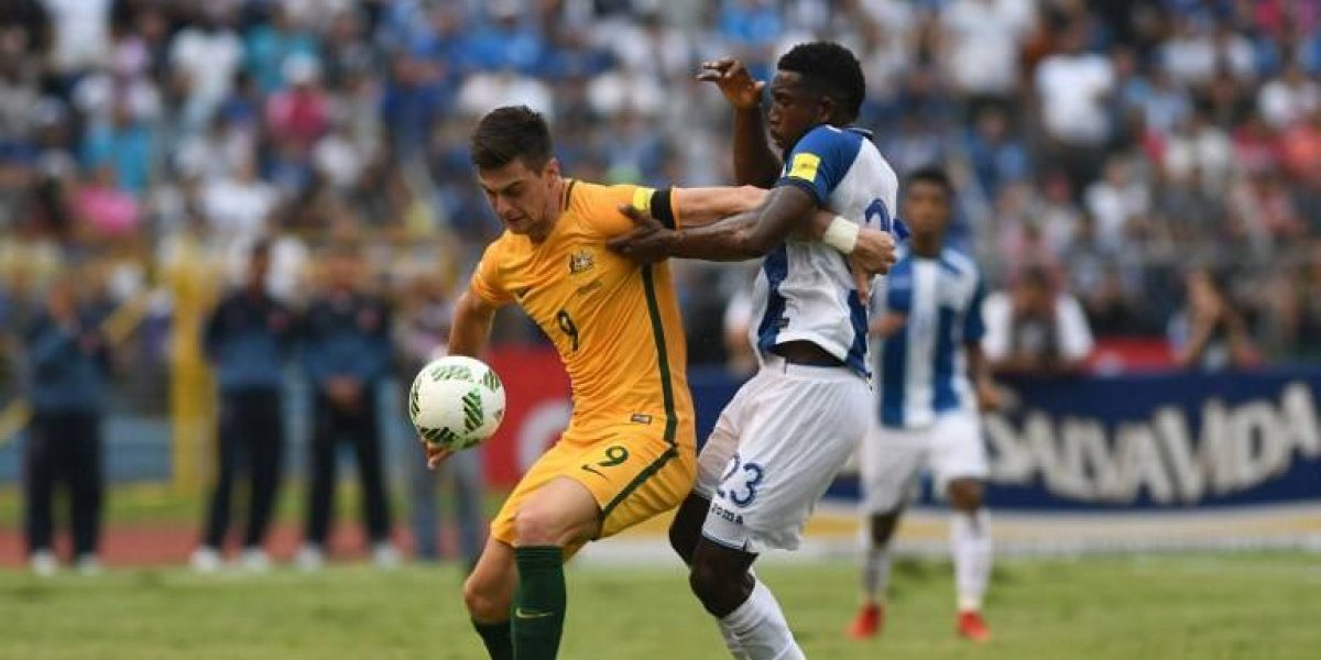 Australia se acerca a Russia 2018 al rescatar valioso empate en Honduras