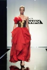 Reto de moda guerrera (inspirado en la lucha de las mujeres contra el cáncer) - Episodio 11 / Facebook: Margarita Álvarez