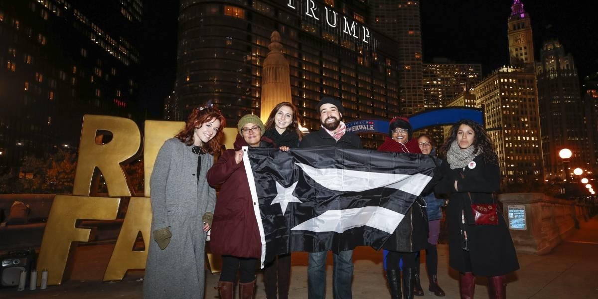 "Recuerdan en Chicago ""crisis humanitaria"" que vive Puerto Rico"